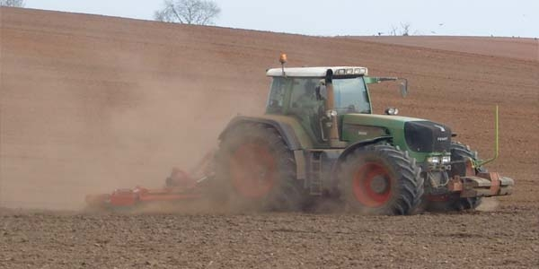 Power Harrowing